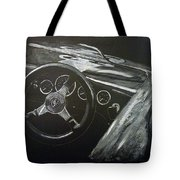 Lotus Eleven Tote Bag