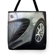 Lotus Exige Rear Side Tote Bag