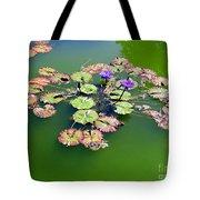 Lotus Flowers #4 Tote Bag