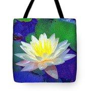 Lotus Grace Tote Bag