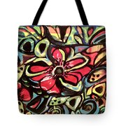 Lotus Petals Tote Bag