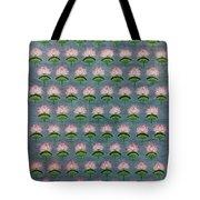 Lotus Pichwai Miniature Tote Bag