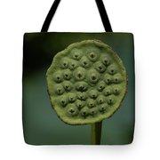 Lotus Pod Tote Bag