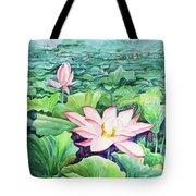 Lotus_01 Tote Bag