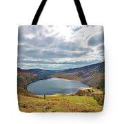 Lough Tay Tote Bag