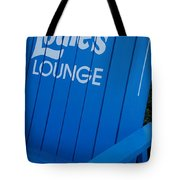 Louie S Lounge Tote Bag