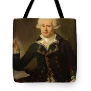 Louis Antoine De Bougainville 1790 Tote Bag