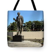 Louis Armstrong - Jazz Musician - New Orleans Tote Bag