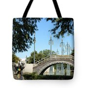 Louis Armstrong Park - New Orleans Tote Bag