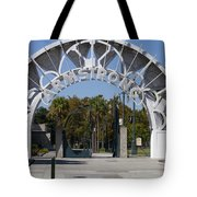 Louis Armstrong Park - New Orleans Louisiana Tote Bag