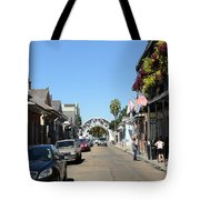 Louis Armstrong Park - Straight Ahead - New Orleans Tote Bag