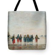 Louis Boudin Tote Bag