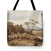 Louis Buvelot , At Ballan, 1876 Tote Bag