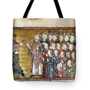 Louis Ix (1214-1270) Tote Bag