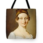 Louis-leopold Boilly - Portrait Of A Lady Tote Bag