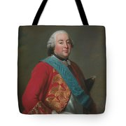 Louis Philippe D'orleans As Duke Of Orleans Tote Bag