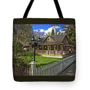 Louis Prang House Tote Bag