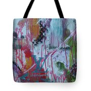 Louis Vuitton Abstract Tote Bag