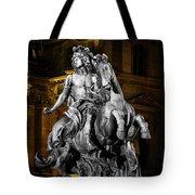 Louis Xiv By Bernini Tote Bag