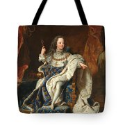 Louis Xv Of France As A Child Tote Bag