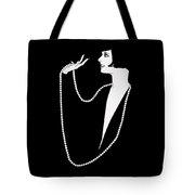 Louise Brooks Tote Bag