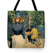 Louise, You Know The One. Chop Chop. Tote Bag