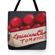 Louisiana Tomatoes Tote Bag