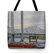 Louisville Bridges Tote Bag