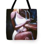 Lounge Lizard's Eye View Tote Bag
