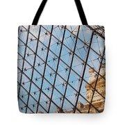 Lourve Tote Bag
