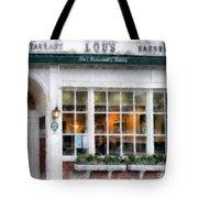 Lou's Of Hanover New Hampshire Tote Bag