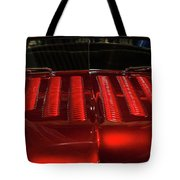 Louvered Hood Tote Bag