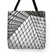 Louvre Above Tote Bag