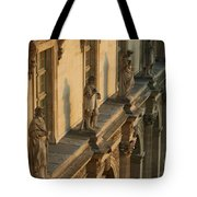 Louvre Exterior Tote Bag