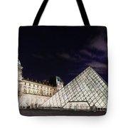 Louvre Museum 2 Art Tote Bag