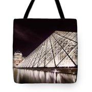 Louvre Museum 4 Art Tote Bag