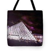 Louvre Museum 5 Art Tote Bag
