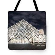 Louvre Museum Art Tote Bag