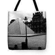 Louvre Museum  Tote Bag