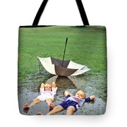 Love A Rainy Day Series Tote Bag