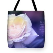 Love And Compassion Tote Bag