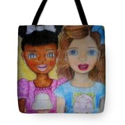Love And Friendship  Tote Bag
