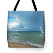 Love And Serenity Tote Bag