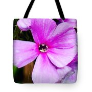 Love Any Pink Flower  Tote Bag