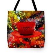 Love At First Sip Tote Bag