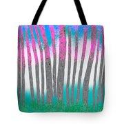 Love Birch Tote Bag