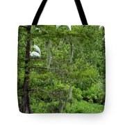 Love Birds And Friends Tote Bag