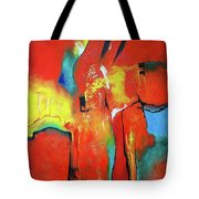 The Passage Of Power Tote Bag