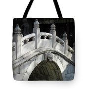 Love Bridge Tote Bag