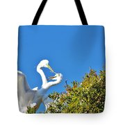 Love Builds A Home Tote Bag